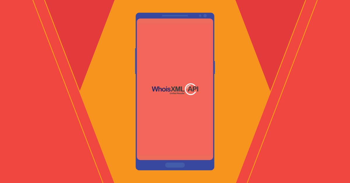 WhoisXmlApi Mobile App Available on the Apple App Store & the Android Market!