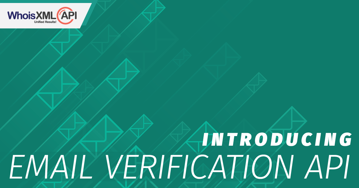 Introducing the Most Comprehensive Email Verification API