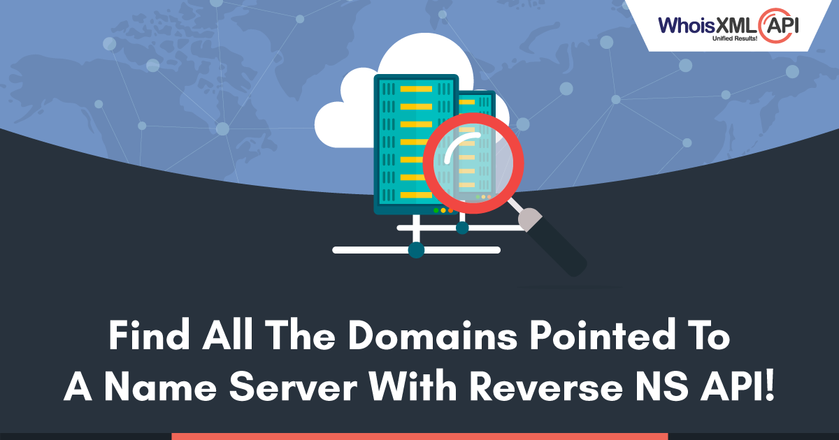 Know Your Domain's Name Server Better With Reverse NS API