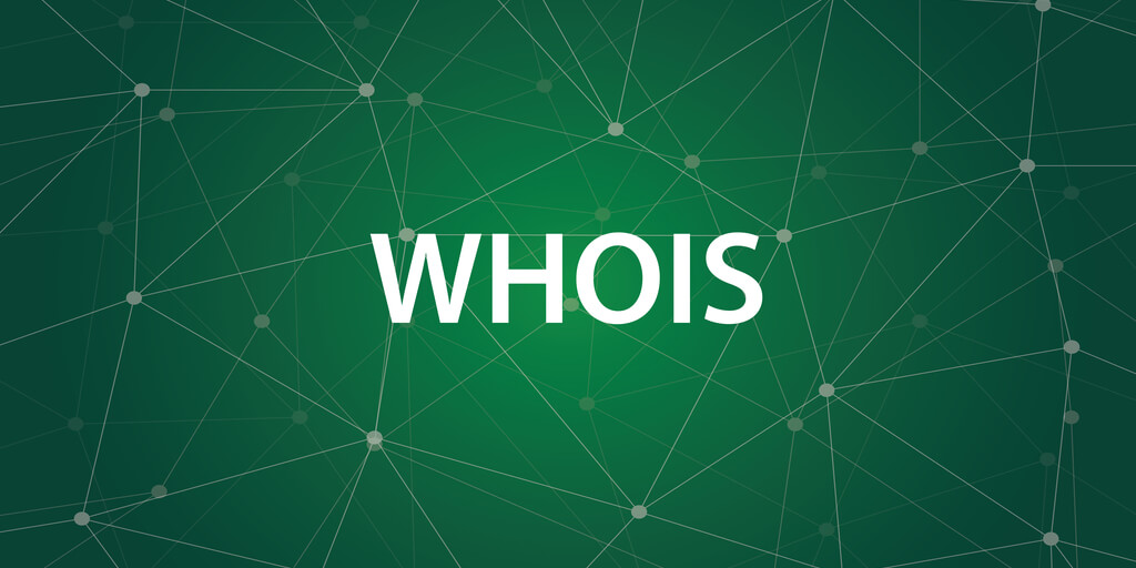 What You Should Know about WHOIS and Security