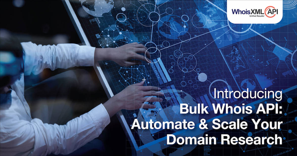 How Bulk Whois API Can Boost Your Business