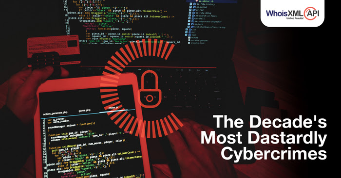 8 Alarming Cyber Attacks That Made Corporates Go Bonkers In The Last Ten Years: A Decade In Review!